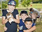 Families enjoy old-fashioned fun at centre open day