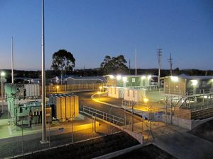 $33 million upgrade done at east Warwick