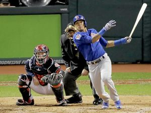 Cubs take World Series to decider