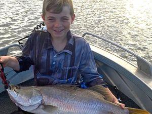 Young Mackay angler wins big