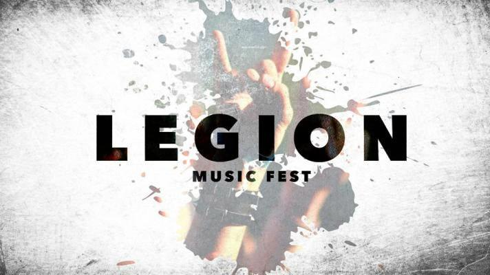 Legion Music Fest January launch has been cancelled. Photo Contributed