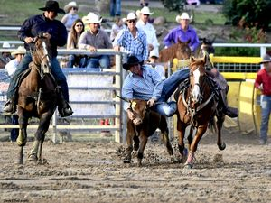 Nebo steer wrestler wraps up national finals win