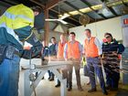 Shorten to invest in Gladstone's industry to create jobs
