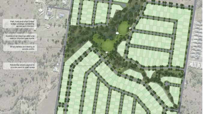 The Eustondale Master Planned Community development.
