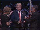 International Church of Las Vegas blesses Trump.