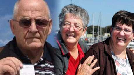 John, Janice and Robyn Frescuras died in their Booral home last week in a shooting. The stressful situation they were in prior to their deaths, has been speculated to have caused the tragic event.