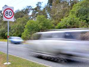 "The LNP has promised to bring back ""speed camera in use"" signs, if they are re-elected."