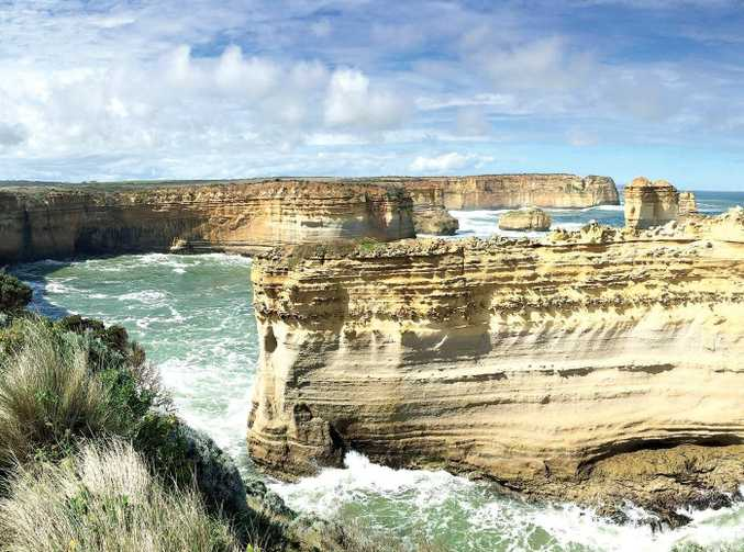 The sights along the Great Ocean Rd, including the Twelve Apostles, do not disappoint and are among the highlights of the Victorian Discovery tour.