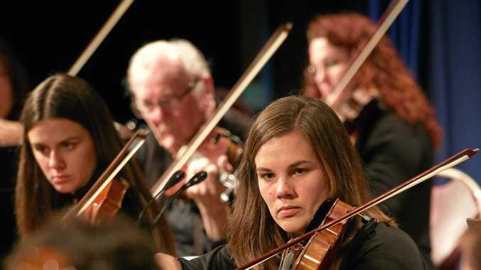 Sunshine Coast Symphony Orchestra presents A Night At The Proms.