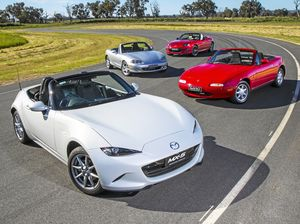 VIDEO: Which generation of Mazda MX-5 is the best?
