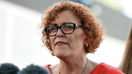 Labor Federal Member for Herbert Cathy O'Toole decided not to get in to a political war of words and said the Adani regional headquarters should be based in Townsville.