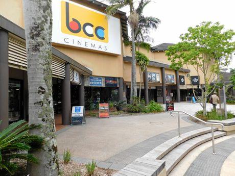 Noosa Junction cinema complex.