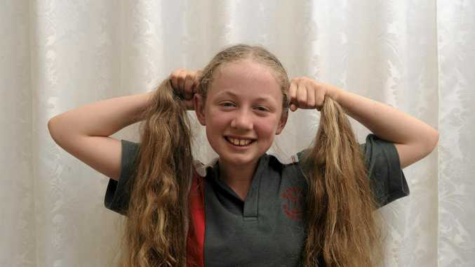 Letisha Stevenson is cutting off her hair for charity on Saturday