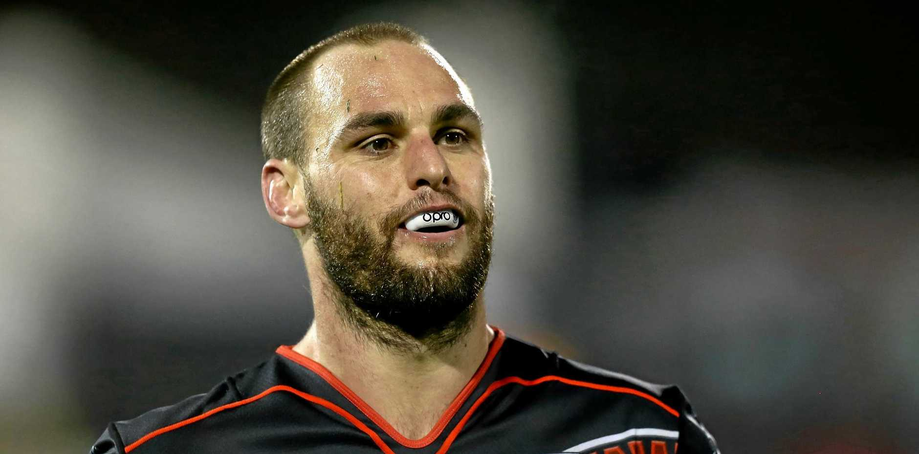 Warriors star Simon Mannering is unavailable for the Four Nations through injury.