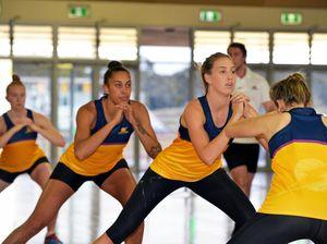Sunshine Coast Lightning gets pre-season under way