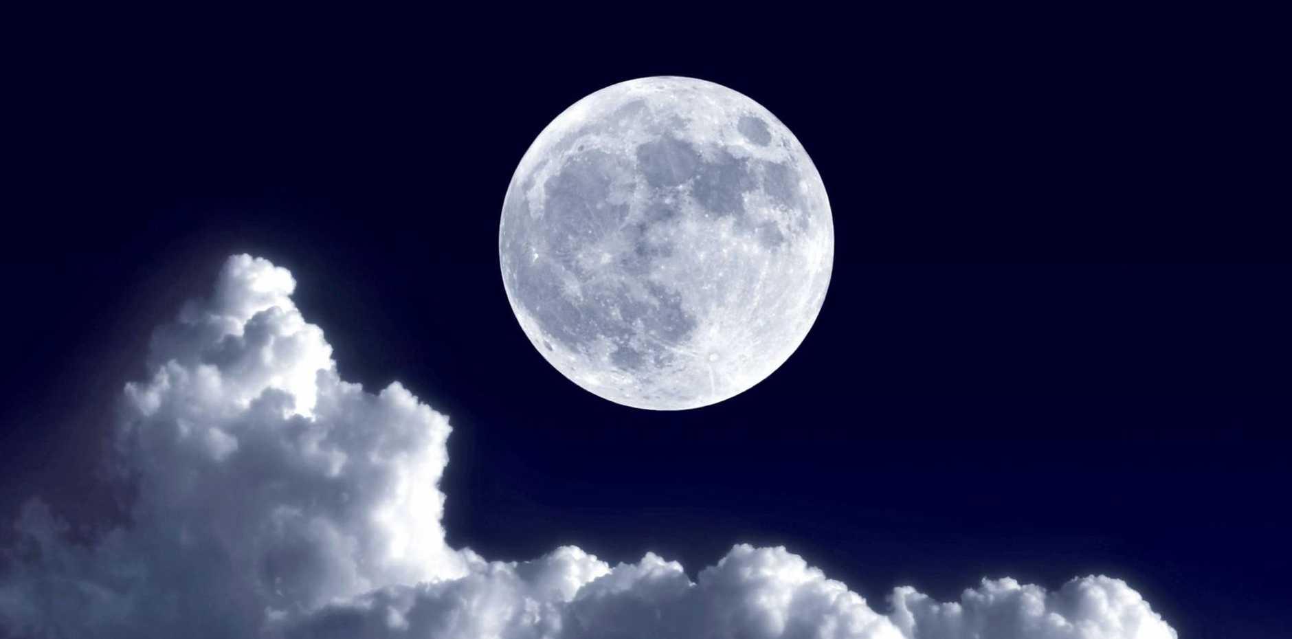 TELESCOPES READY: An 'extra supermoon' will appear in the night sky on November 15.