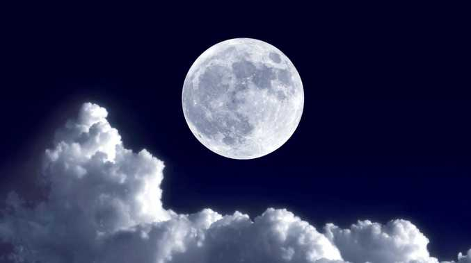 TELESCOPES READY: An 'extra supermoon' will appear in the night sky on November 15.