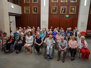 Qld centenarians set new world record