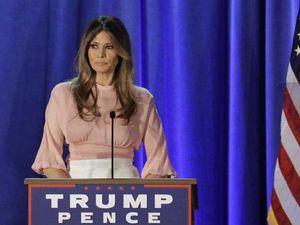 Melania Trump mocked over plea to stop online bullies