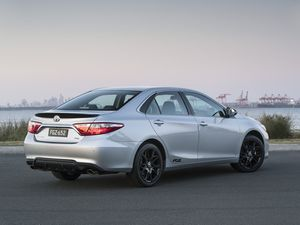 Toyota unleash 700 special edition Camry RZs for $29,190