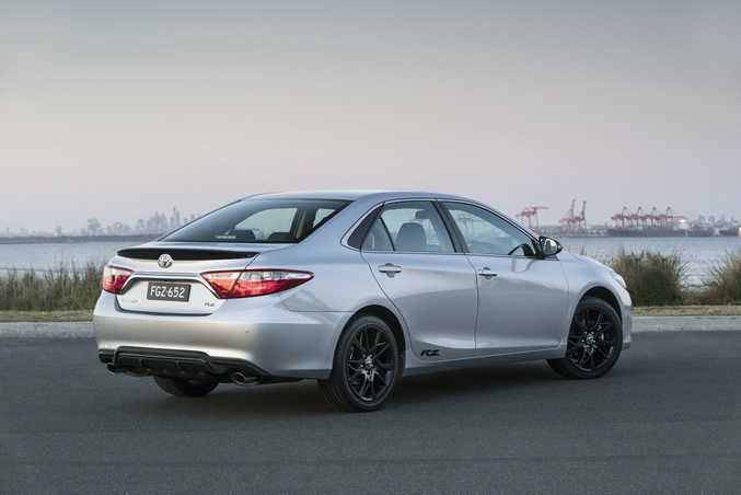 IN DEMAND: 700 more Toyota Camry RZ Special Editions are being offered after the last examples sold out in weeks.