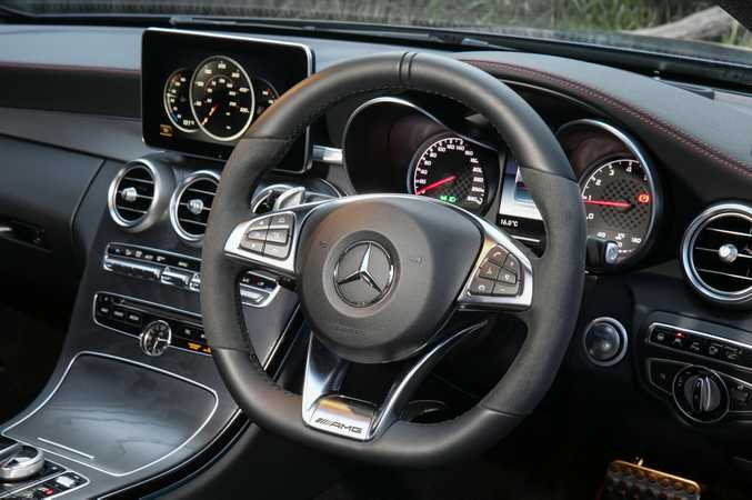 2016 Mercedes-AMG C 43 Coupe