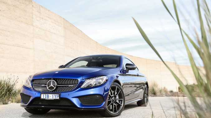 quick test: mercedes-amg c 43 coupe review | observer