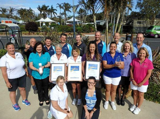 Park Beach Holiday Park and Woolgoolga Lakeside Holiday Park have won top prizes in the 2016 Caravan and Camping Industry Association (CCIA) NSW Awards of Excellence - the most prestigious industry awards in the state.