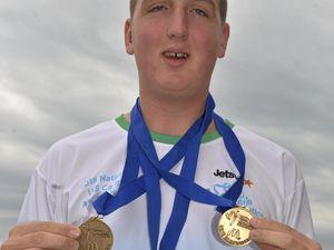 Canberra trip reward for Zac's continued success