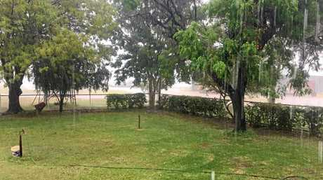 Annette Slade from Lennox Station near Longreach posted these photos on Facebook in the past 24 hours.