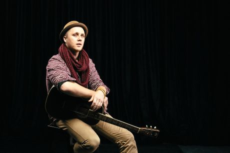 Australian singer songwriter Corey Theatre.