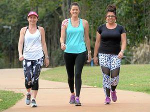 10,000 steps to a healthier Rocky