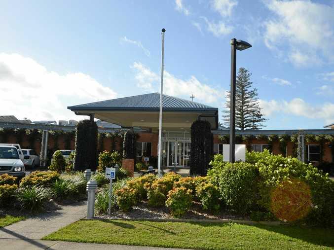 St Andrew's nursing home in Ballina.