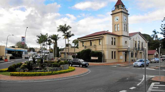 The drama continues at Gympie's Town Hall.