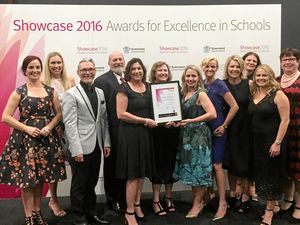 CQ school's excellence in reading is recognised