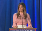 "Melania Trump is reportedly ""miserable"" in her new role as First Lady, where she faces increasing media scrutiny."
