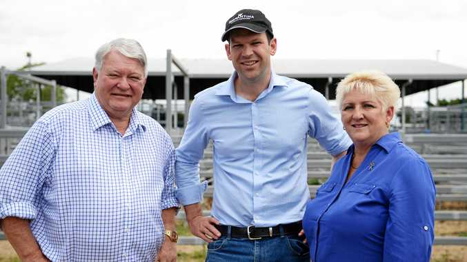 The Member for Flynn, Ken ODowd, the  Minister for Resources and Northern Australia, Matt Canavan,and the Member for Capricornia, Michelle Landry, will discuss recommendations in the interim report of the Australian Competition & Consumer Commission (ACCC) cattle and beef industry market study and encourage industry participants to respond to the ACCCs call for comments