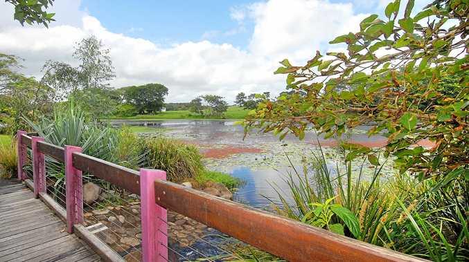 Mackay Regional Botanic Gardens.