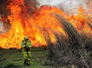 Coast on 'very high' fire alert as temps heat up