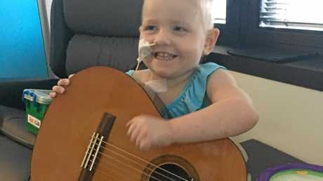 Frankie Beresford lost her battle with a rare form of cancer.
