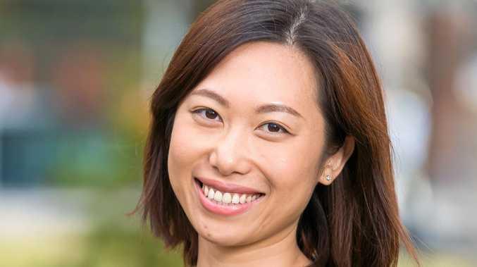BIG MARKET: Toowoomba and Surat Basin Enterprise business development manager - China Wen Liu.