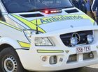 FIVE injured in two-vehicle crash north-west of Toowoomba, including a baby and child.