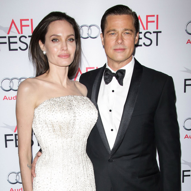 Angelina Jolie and Brad Pitt are divorcing