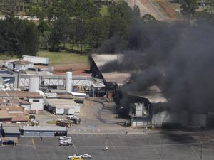 FACTORY FIRE: Swickers to compensate employees