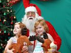 Gifts, ice cream and a visit from Santa just what the doctor ordered