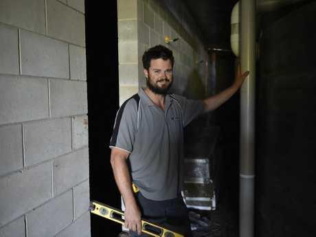 Toowoomba's most popular plumber, Bede McNamara owner of Hydra-Con Plumbing.