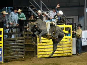 Teenage cowboy leads the way in final round of Top Guns