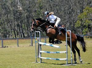 Riders take leap of faith