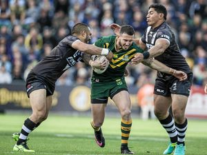 Boyd prepares to face mentor Bennett in Four Nations