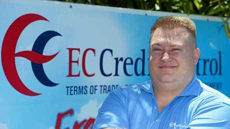 Craig Carrington from EC Credit Control.